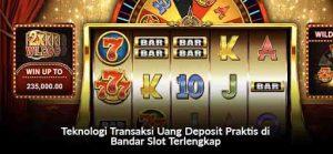Sistem Transaksi dalam Situs Bandar Slot